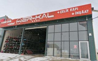 Türkiye'nin çelik kapısı ERKAL Grup'tan