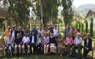 Tıp Fakültesi 79 mezunları Hatay'da buluştu