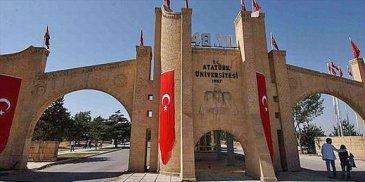 Atatürk Üniversitesi 7 yeni bölüm kurdu