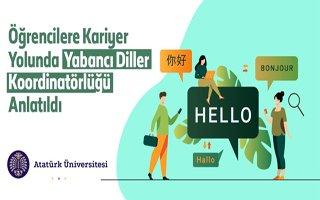 Kariyer yolunda yabancı diller koordinatörlüğü