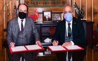 ETÜ ile Atatürk Üniversitesi protokol imzaladı