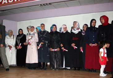 Kur-an kursu öğrencileri mezun oldu