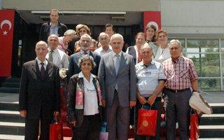 Ziraat Fakültesi'nde 50 yıl sonra mezuniyet!