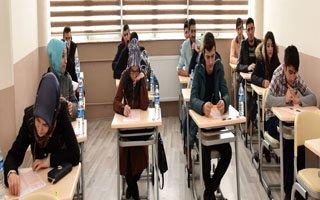 Büyükşehir Belediyesi Deneme Sınavı Yaptı