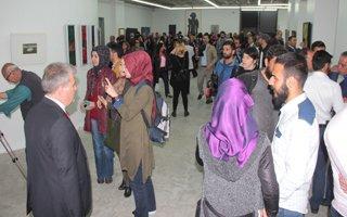 Erzurum'da Güzel Sanatlar Müzesi Açıldı