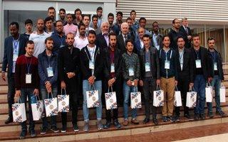 Uluslararası Öğrenciler'den Koçak'a Ziyaret