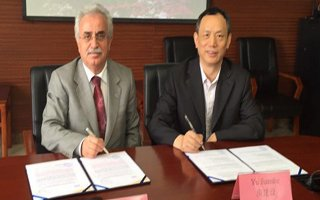 ETÜ İle Çin Üniversitesi Arasında İşbirliği