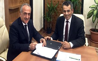 Üniversite ile SGK arasında protokol imzalandı