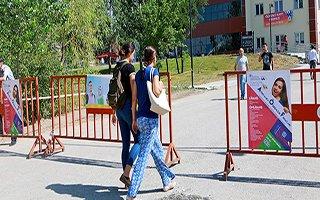 Atatürk Üniversitesinde Kayıt Heyecanı