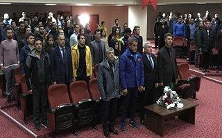 Erzurum'da okul sporları zirvesi düzelendi