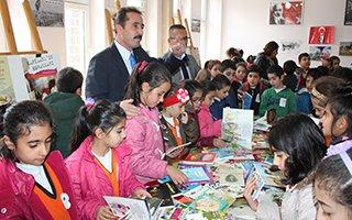 Erzurum'da Dünya Çocuk Kitapları Haftası