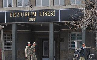 Erzurum Lisesi Sınav Mücadelesini Kaybetti
