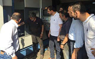 ETÜ'den Erzurum sanayicisine destek!