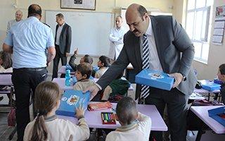 Aziziye Belediyesi'nden eğitime tam destek