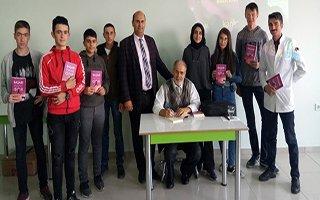 Bilim Teknik Koleji Öğrencileri Yazarlarla Buluşuyor