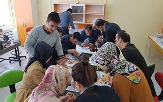 Erzurum, STEM eğitimi ile pratiğe geçiyor...