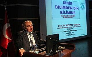 Yaratılış Kongresi Atatürk Üniversitesi'nde