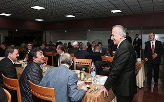 6. Üniversite-STK buluşması gerçekleşti