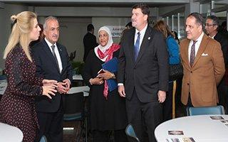 Atatürk Üniversitesi Amerikan Dil Köşesi Kurdu