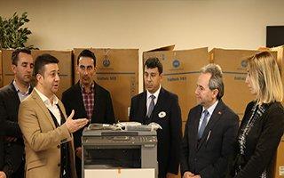 Erzurum MNG Yönetiminden Alkışlanacak Yardım