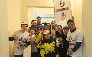 Saltukbey Ortaokulu robotik kodlama birincisi