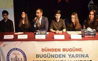 Erzurum'da Kıbrıs öğrenci sempozyumu