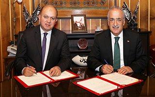A.Ü Uluslararası anlaşmalarına devam ediyor