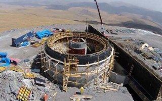Erzurum'daki Dev Projenin Yüzde 80'i Bitti