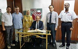 ETÜ'den Malezya'da iki yeni protokol