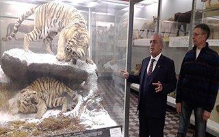 Biyoçeşitlilik bilim müzesi için ilk adım atıldı