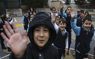 Erzurum'da yarın okullar tatil