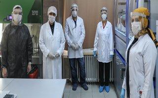 Atatürk Üniversitesi'ne aşı proje desteği