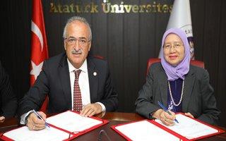 Putra Malezya Üniversitesi ile işbirliği