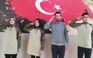Yakutiye Anadolu Lisesi öğrencileri S-800 yaptı!