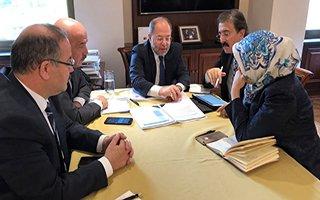 Erzurum için AK İstişare toplantısı yaptılar