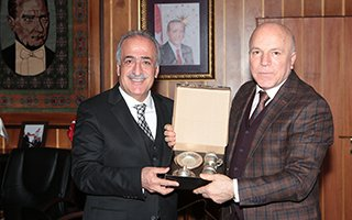 Büyükşehir ile Atatürk Üniversitesi birlikteliği