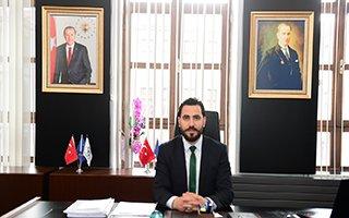 Yakutiye'de Osman Yıldız Başkan Yardımcısı Oldu