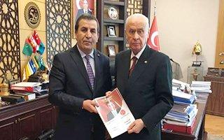 Gökhan Yazıcı'dan Devlet Bahçeli açıklaması