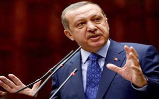 Erdoğan oy oranlarını açıkladı