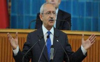 CHP'li Kılıçdaroğlu: Sorumlusu Erdoğan'dır