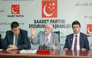 SP Genel Başkan Yardımcısı süreci eleştirdi