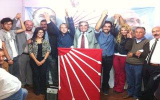 CHP'li gençler kuruluş yıldönümünü kutladı