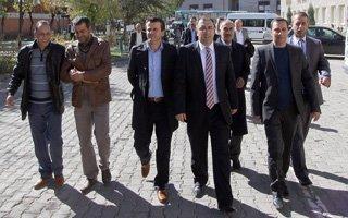Başkan Cengiz teşkilatla hizmet turuna çıktı