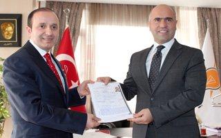 Ahmet Küçükler'de aday adayı oldu
