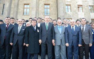 Oltu AK Partili Gençler siyasetin zirvesinde!