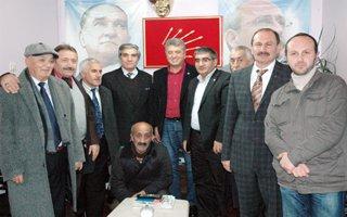 CHP Gelel Başkan Yardımcısı Erzurum'da