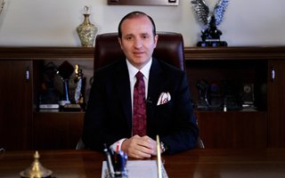 Ahmet Küçükler veda mesajı yayınladı