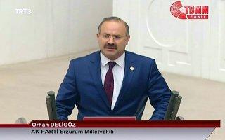 Milletvekili Deligöz'den HDP'ye Hodri Meydan