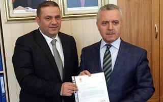 AK Parti Aziziye İlçe Başkanı Belli Oldu