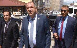 MHP Genel Başkan Adayı Özdağ Erzurum'da